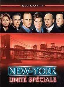 New York Unite Speciale: Saison 1 - Coffret 6 DVD [Import belge]