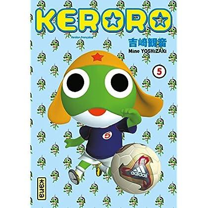 Sergent Keroro - Tome 5