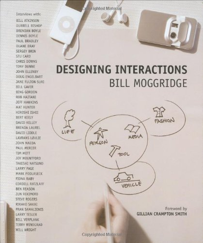 Designing Interactions [With CDROM] (Mit Press)