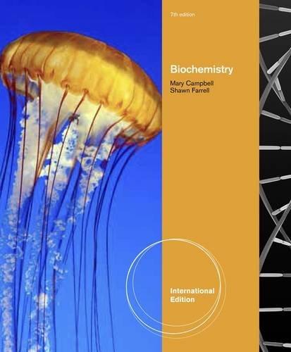 Biochemistry by Shawn O. Farrell (2011-04-06)