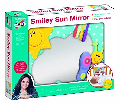 Galt Toys Dr Miriam Smiley Sun Mirror