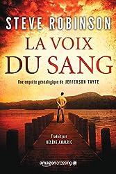 La Voix du sang (Les mystères de Jefferson Tayte) (French Edition)