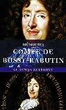 Mémoires par Bussy-Rabutin
