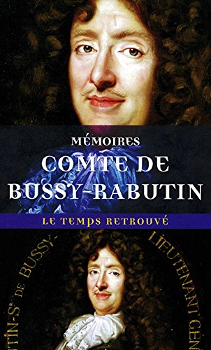 Mémoires par Comte de Bussy-Rabutin