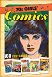 70s Girls Comics: 100 Postcards (Classic Comics Postcard Collection)