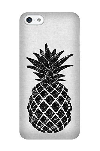 artboxONE Premium-Handyhülle iPhone 5C Marble Pineapple - Abstrakt Geometrie Natur Essen & Trinken...