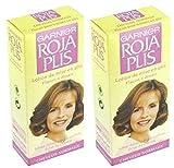 Garnier - Roja Plis - Mise en plis  - Lotion cheveux normaux Lot de 2