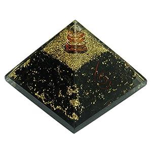 HARMONIZE Aventurine Pyramide Orgon Chakra Balancing-Therapie Reiki Kristall-Energie-Generator