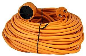 Voltman VOM530453 Prolongateur Rallonge électrique 16A 3 G 1,5 25 m