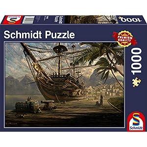 Puzzle bateau
