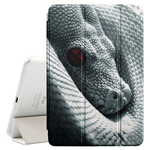 stplus-animal-reptile-serpent-gris-smart-cover-coque-etui-cache-avec-support-et-fonction-veille-auto