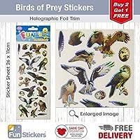 Fun Stickers Birds of Prey 837