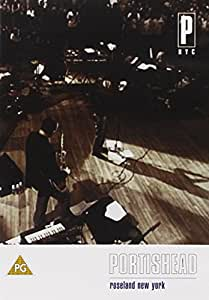 Portishead - PNYC - Live At The Roseland Theatre [1998] [DVD]
