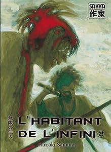 L'Habitant De L'infini Nouvelle édition Tome 25