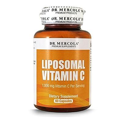 Premium Supplements, Liposomal Vitamin C, 1,000 mg - Dr. Mercola by Dr Mercola