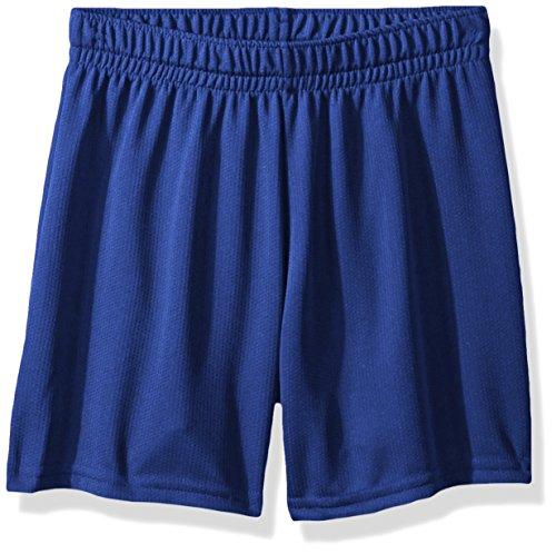 Augusta Damen Girls Wicking Mesh Shorts, königsblau, L -