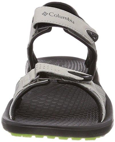 Columbia Techsun, Sandales de Sport Homme Gris (Dove, Fission)
