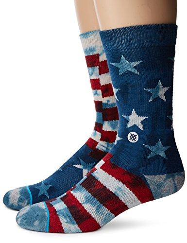 Stance Banner Socks Navy 43-46
