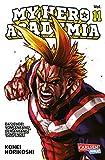 My Hero Academia 11: Die erste Auflage immer mit Glow-in-the-Dark-Effekt auf dem Cover! Yeah! - Kohei Horikoshi