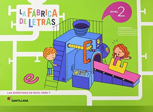 4AÑOS LA FABRICA DE LAS LETRAS CUAD ED16 - 9788468040134