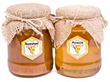 Polnisch Honig direkt vom Imker. 2 pack. Akazien
