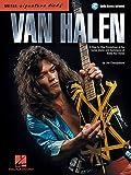 Van Halen: A Step-by-Step Breakdown of the Guitar Styles and Techniques of Eddie Van Halen
