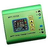 MagiDeal MPPT Solar Laderegler Solar Batterie Regulator 24/36/48/60/72V Kompatible DC-DC-Boost-Ladefunktion