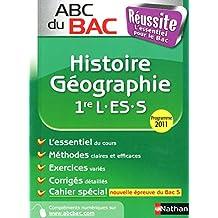ABC BAC REUSSITE HIST GEO 1E L