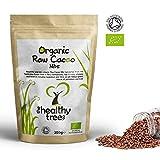 Rohe organische Kakaonibs