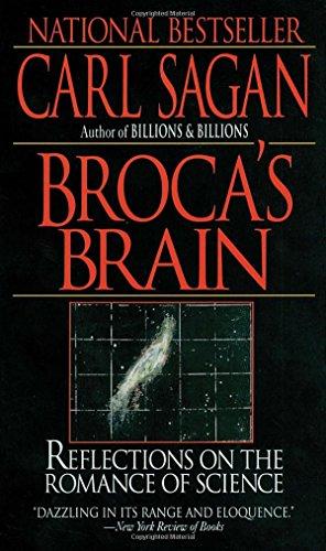 Broca's Brain: Reflections on the Romance of Science price comparison at Flipkart, Amazon, Crossword, Uread, Bookadda, Landmark, Homeshop18