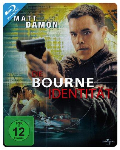(1) Die Bourne Identität - Steelbook [Blu-ray]