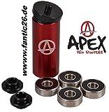 Apex Ceramic Stunt-Scooter Bearing Set Kugellager4x608 2rs (8x22x7)