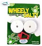 Happy Pet Wheely Corny Small Animal Minerals Corny Pk2-Salty Pk2