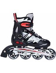Cougar Inline Skates Verstellbar , ABEC 7 Carbon Aluminium , verschiedene Größen und Farben