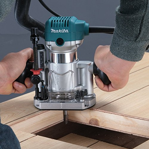 Makita RT0700CX2J Oberfräse und Trimmer - 6