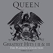 Universal Music Cd queen - greatest hits 1-2-3 (3 cd)Specifiche:TitoloThe Platinum CollectionArtistaQueenData uscita08/03/2013GenereMusicaleSupportoCD MUSICALProduttoreUNIVERSAL MUSIC ITALIA SRLTrackList|Bohemian Rhapsody |Another One Bites t...