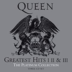 Idea Regalo - Queen Greatest Hits I, II & III - Platinum Collection