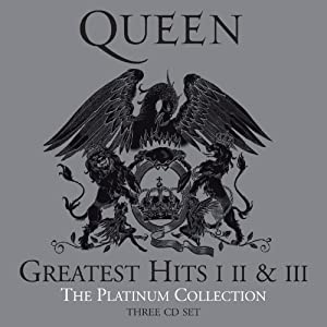 Queen Greatest Hits I, II & III - Platinum Collection - 3 CD 5 spesavip