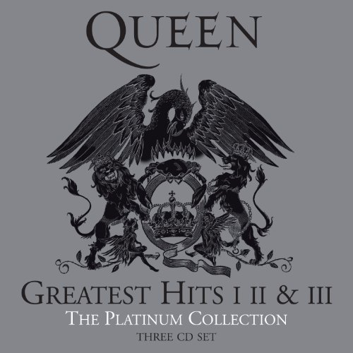 Queen Greatest Hits I, II & III - Platinum Collection (Johns Je St)