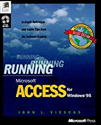 Running Microsoft Access for Windows 95, w. CD-ROM (Au Quotidien)