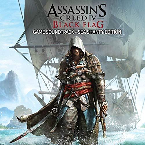 Assassin's Creed IV Black Flag-Sea Shanty Edition (Soundtrack Creed Cd Assassins)