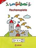 Rechenspiele (LernSpielZwerge - Mal- und Rätselbl)