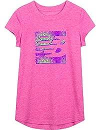 New Balance Girls' Athletic Graphic T-Shirt