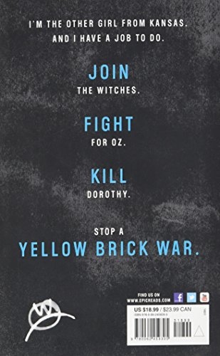 Yellow Brick War Signed (Dorothy Must Die)
