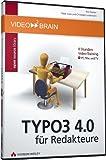 TYPO3 4.0 für Redakteure (DVD-ROM)
