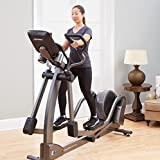 Life Fitness E5 Ellipsen-Crosstrainer mit Track+ Konsole, E5 - 3