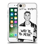 Official Justin Bieber What Do You Mean Photo Purpose Soft Gel Case for Apple iPhone 7 / iPhone 8