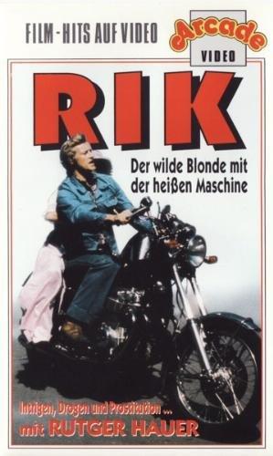 RIK - Der wilde Blonde mit der heißen Maschine [VHS] (Video-arcade-maschinen)