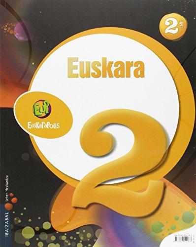Euskara Lmh 2 (Euskarapolis) - 9788483949283 por Ibaizabal taldea