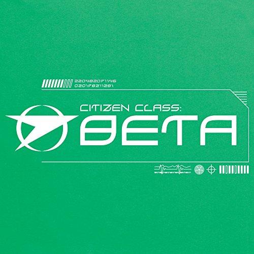 Official Blake's 7 T-Shirt - Grade Beta, Damen Grün